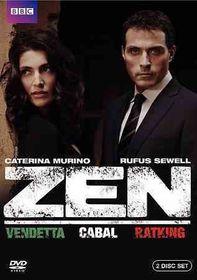 Zen:Vendetta Cabal Ratking - (Region 1 Import DVD)
