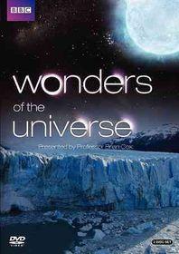 Wonders of the Universe - (Region 1 Import DVD)