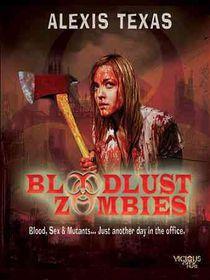 Bloodlust Zombies - (Region 1 Import DVD)