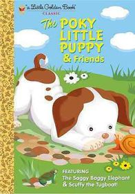 Poky Little Puppy & Friends - (Region 1 Import DVD)