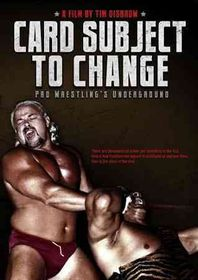 Card Subject to Change - (Region 1 Import DVD)