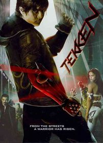 Tekken - (Region 1 Import DVD)