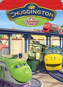 Chuggington:It's Training Time - (Region 1 Import DVD)