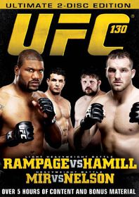 Ufc 130 - (Region 1 Import DVD)