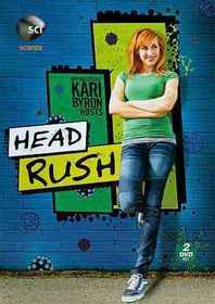 Mythbusters:Head Rush - (Region 1 Import DVD)