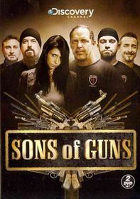 Sons of Guns - (Region 1 Import DVD)