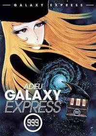 Adieu Galaxy Express 999 - (Region 1 Import DVD)