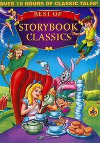 Best of Storybook Classics - (Region 1 Import DVD)