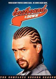 Eastbound & Down:Complete Second Ssn - (Region 1 Import DVD)