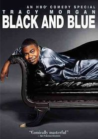 Tracy Morgan:Black and Blue - (Region 1 Import DVD)