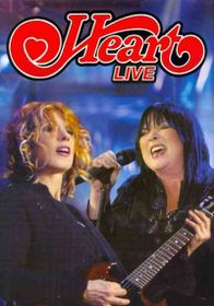 Heart:Live - (Region 1 Import DVD)