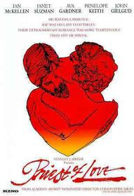 Priest of Love - (Region 1 Import DVD)
