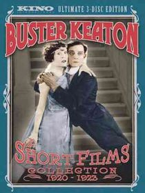 Buster Keaton:Short Films Collection - (Region 1 Import DVD)