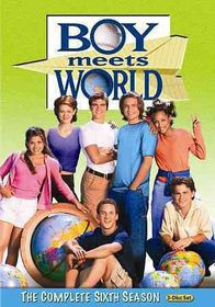 Boy Meets World:Season 6 - (Region 1 Import DVD)
