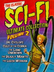 Classic Sci Fi Collection Vol 2 - (Region 1 Import DVD)