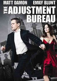 Adjustment Bureau - (Region 1 Import DVD)