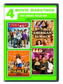 4 Movie Marathon: Teen Comedy Collection (Region 1 Import DVD)