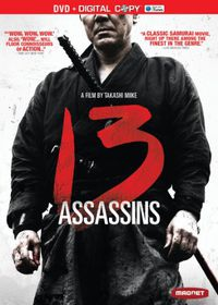 13 Assassins - (Region 1 Import DVD)