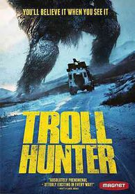 Trollhunter - (Region 1 Import DVD)