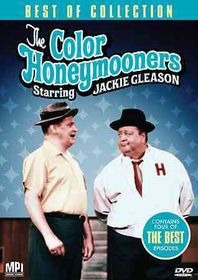 Best of the Color Honeymooners - (Region 1 Import DVD)