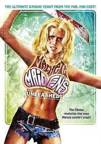 Machete Maidens Unleashed - (Region 1 Import DVD)