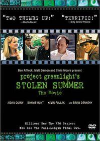 Stolen Summer - (Region 1 Import DVD)