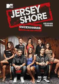 Jersey Shore:Season Three - (Region 1 Import DVD)