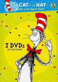 Cat in the Hat:Wings/up/Tales - (Region 1 Import DVD)