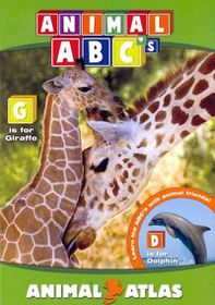 Animal Atlas:Abc's - (Region 1 Import DVD)
