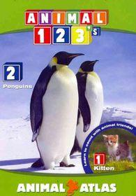 Animal Atlas:123's - (Region 1 Import DVD)