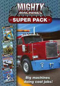 Mighty Machines:Super Pack - (Region 1 Import DVD)