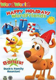 Wordworld:Happy Holiday Word Friends - (Region 1 Import DVD)