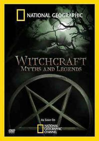 Witchcraft:Myths and Legends - (Region 1 Import DVD)