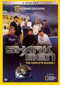 Shark Men Season Two - (Region 1 Import DVD)