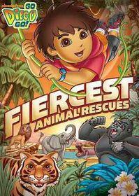 Go Diego Go:Fiercest Animal Rescues - (Region 1 Import DVD)
