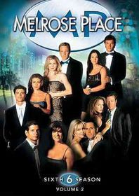 Melrose Place:Sixth Season Vol 2 - (Region 1 Import DVD)