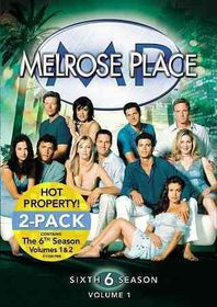 Melrose Place:Sixth Season - (Region 1 Import DVD)