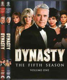 Dynasty:Season 5 - (Region 1 Import DVD)