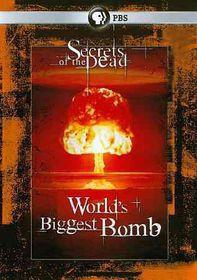 Secrets of the Dead:World's Biggest B - (Region 1 Import DVD)