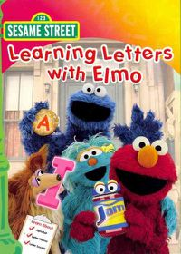 Sesame Street:Learning Letters with E - (Region 1 Import DVD)