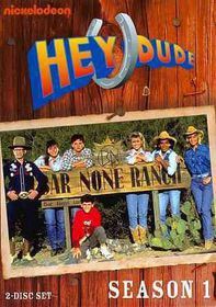 Hey Dude:Season 1 - (Region 1 Import DVD)