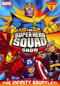 Super Hero Squad Show:Infin Ssn 2 V 1 - (Region 1 Import DVD)