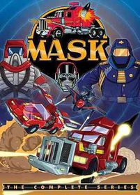 Mask the Complete Series - (Region 1 Import DVD)