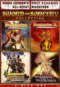 Sword & Sorcery Set - (Region 1 Import DVD)