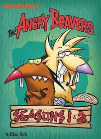 Angry Beavers:Season One - (Region 1 Import DVD)