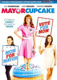 Mayor Cupcake - (Region 1 Import DVD)