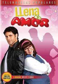 Llena De Amor - (Region 1 Import DVD)