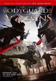 Bodyguards and Assassins - (Region 1 Import DVD)