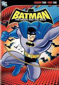Batman:Brave and the Bold S2 P1 - (Region 1 Import DVD)