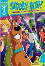 Scooby Doo Mystery Inc Vol 3 - (Region 1 Import DVD)
